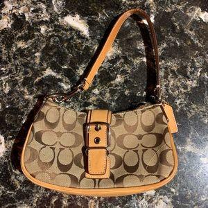 Coach handbag small